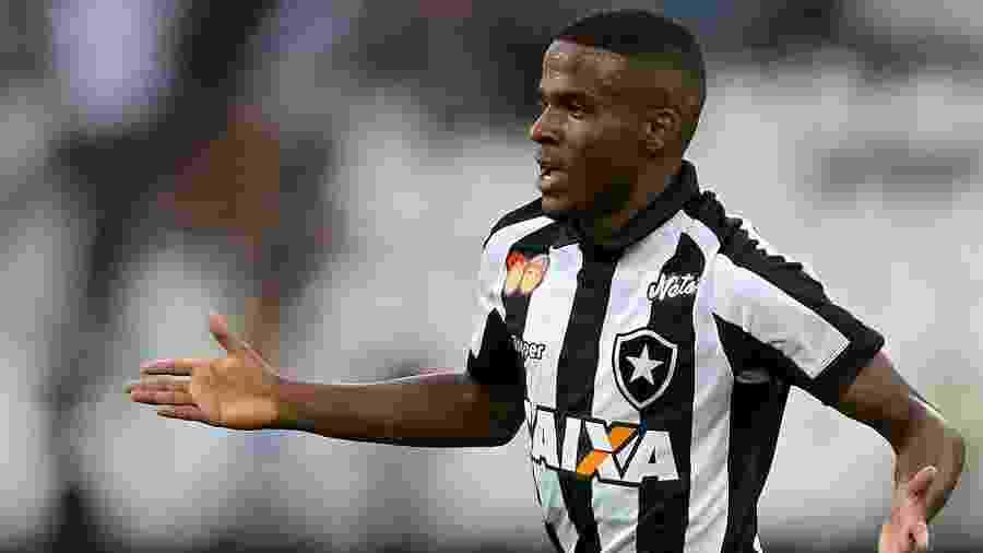 Atacante de 21 anos pertence ao Botafogo, mas chamou atenção de Ceni jogando pelo Sport - Vitor Silva/SSPress/Botafogo