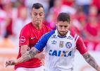 Organizada do Inter é suspensa por agressão a torcedores do Bahia - Jeferson Guareze/AGIF