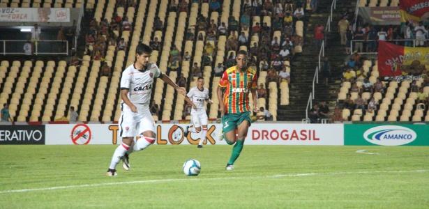 Duelo no Maranhão foi válido pelas quartas de final da Copa do Nordeste 2018