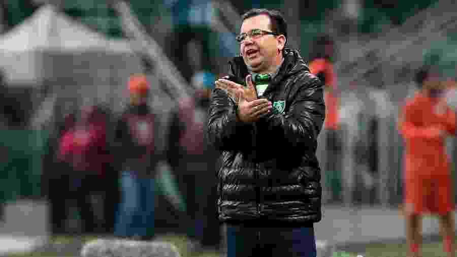 Enderson Moreira será o novo treinador do Cruzeiro em 2020 - Ale Cabral/AGIF