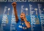 Barcos é regularizado, e Cruzeiro confirma atacante contra o América-MG - Vinnicius Silva / Cruzeiro