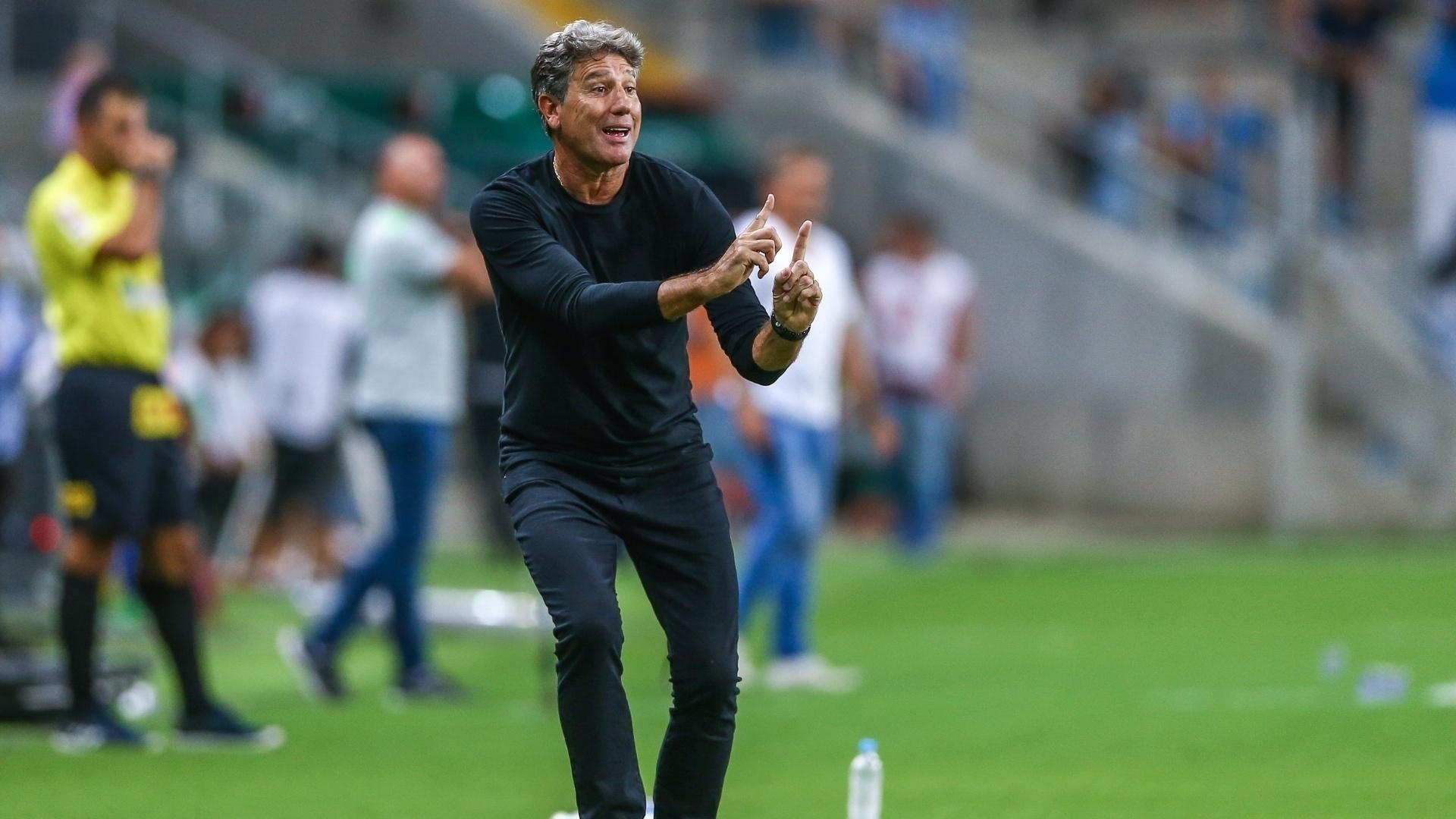 Grêmio  Com Renato de volta 68b83a202ace3