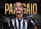 Atlético-MG confirma contratação de Rafael Papagaio por empréstimo - Divulgação/Atlético-MG