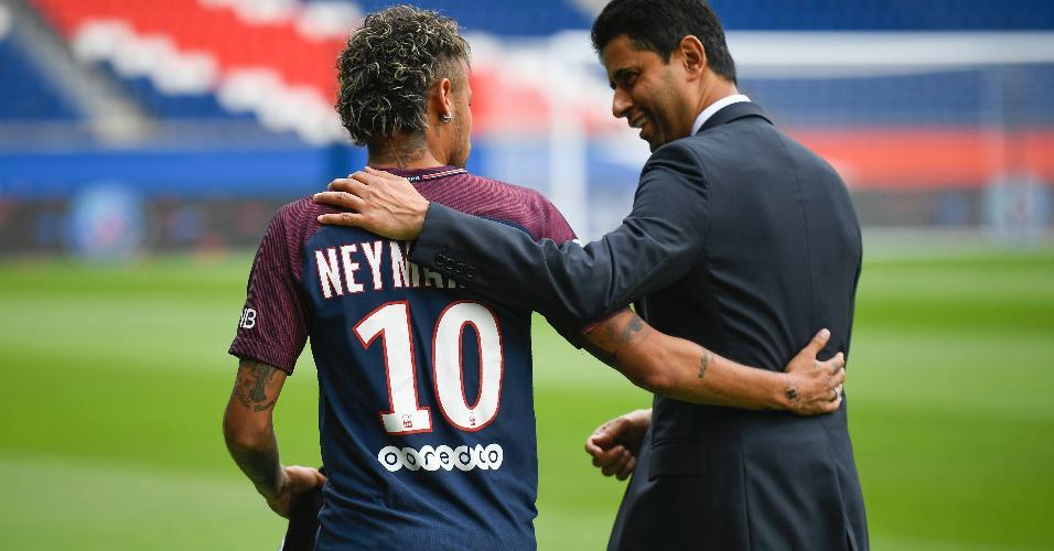 Neymar Qatar
