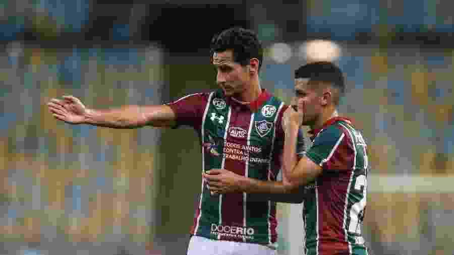 Fluminense precisa melhorar campanha para evitar a queda - Lucas Merçon/Fluminense FC