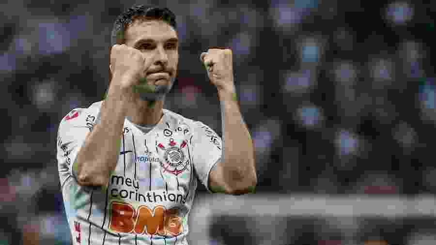 O atacante Boselli tem contrato com o Corinthians até o fim desta temporada - Marcello Zambrana/AGIF