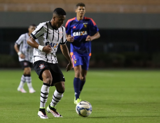 Caio Emerson anotou sete gols na última Copa do Brasil Sub-17