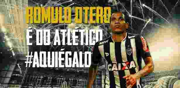Meia é o novo contratado do Atlético-MG e vem para suprir a ausência de Cazares - Divulgação/Atlético-MG