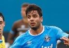 Grêmio e Coritiba avançam em acordo pelo empréstimo de H. Almeida - Lucas Uebel/Divulgação Grêmio