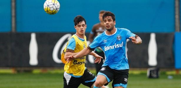 Henrique Almeida deve ganhar oportunidade como titular no Grêmio