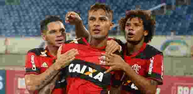 Guerrero Flamengo x Boavista - FRANKIE MARCONE/FUTURA PRESS/FUTURA PRESS/ESTADÃO CONTEÚDO - FRANKIE MARCONE/FUTURA PRESS/FUTURA PRESS/ESTADÃO CONTEÚDO