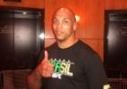 Lesão no olho tira Pezão do UFC por 60 dias