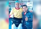 Boxeador mexicano é assassinado. Polícia investiga envolvimento de gangues - @supremo_edomex/Twitter
