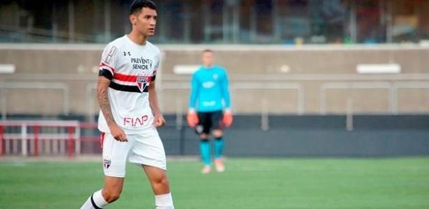 Vitor Tormena foi revelado pelo São Paulo e defenderá o Gil Vicente