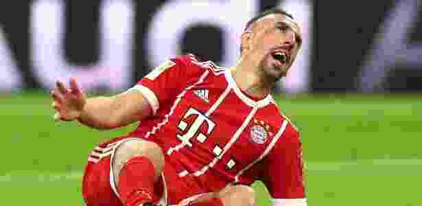 Ribery Bayern - MICHAEL DALDER/REUTERS - MICHAEL DALDER/REUTERS