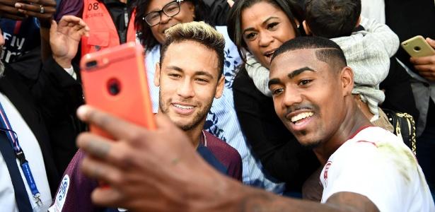 Depois de Neymar, Malcom é o principal destaque brasileiro no futebol francês
