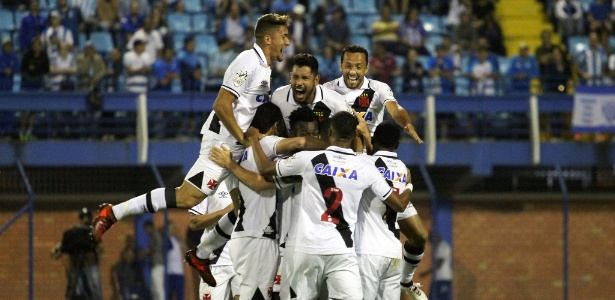 Vasco está na briga direta por uma vaga na Copa Libertadores