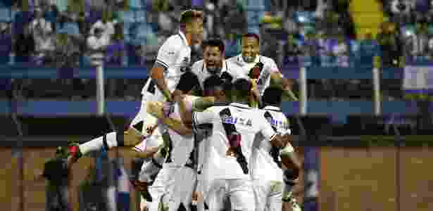 Vasco está na briga direta por uma vaga na Copa Libertadores - Carlos Gregório Jr/Vasco