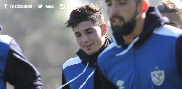 Agustín Doffo foi revelado nas categorias de base do Vélez Sarsfield - Divulgação/Vélez Sarsfield