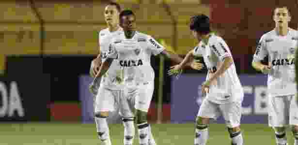 Cazares não joga pelo Atlético-MG desde a primeira quinzena de junho - Marlon Costa/Futura Press/Estadão Conteúdo