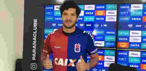 Assessoria de Imprensa Paraná Clube f4f638b0d667d