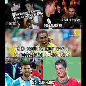 Meme Fifa The Best - Marta - Reprodução/Twitter