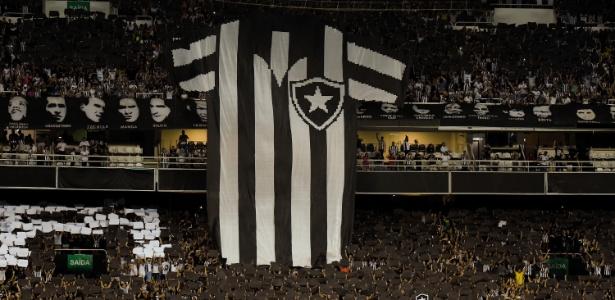 Botafogo ganhou Bahia com grande festa, mas acabou eliminado da Sul-Americana - Thiago Ribeiro/AGIF
