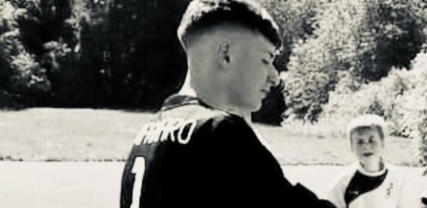 Luca Campanaro morreu na última segunda-feira - Divulgação/Bedgrove Dynamos FC