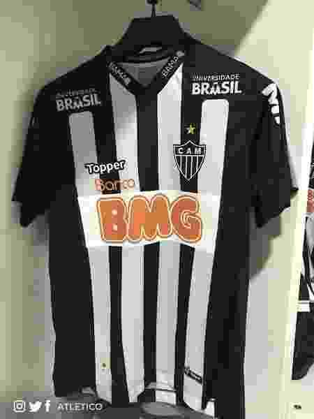 Atlético-MG pode trocar fornecedor esportivo antes do Brasileirão - Divulgação/Atlético-MG