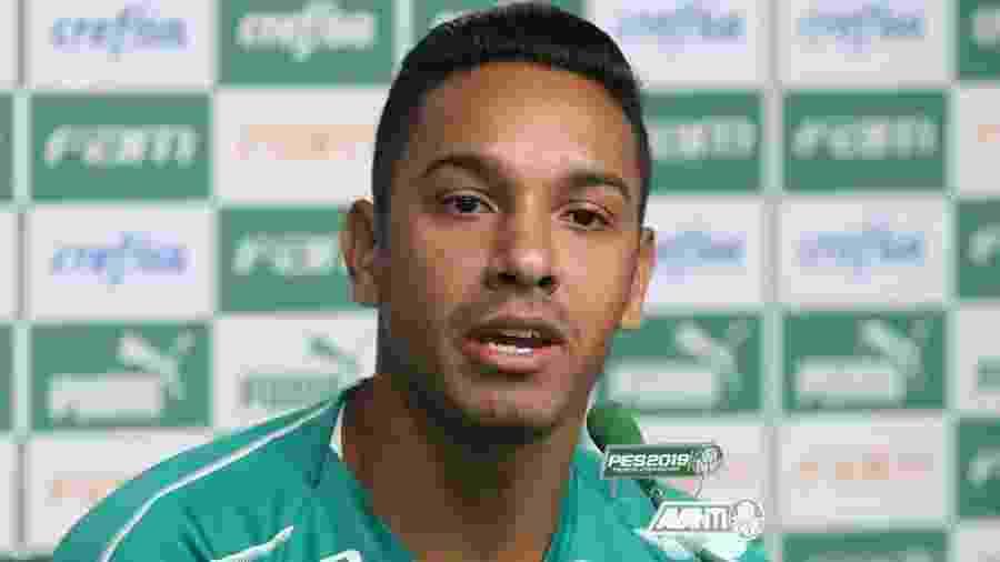 Antonio Carlos foi emprestado pelo Palmeiras ao Orlando City e acertou em definitivo - Cesar Greco/Ag. Palmeiras/Divulgação