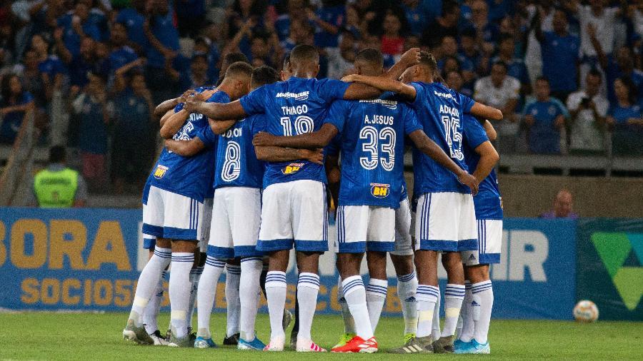 Cruzeiro começou o ano no Mineirão, mas ainda não tem um acordo para jogar toda a temporada no estádio - Fernando Moreno/AGIF