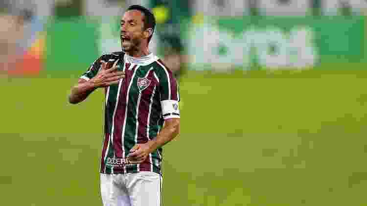 Nenê marcou 19 gols em 2020 pelo Fluminense - Thiago Ribeiro/AGIF - Thiago Ribeiro/AGIF