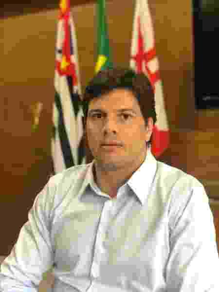 Maurício Landim, secretário de esporte em São Paulo - Divulgação - Divulgação