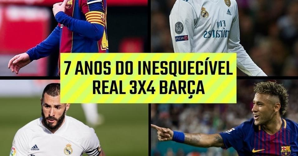 futebol muleke - OTD Classico real madrid barcelona