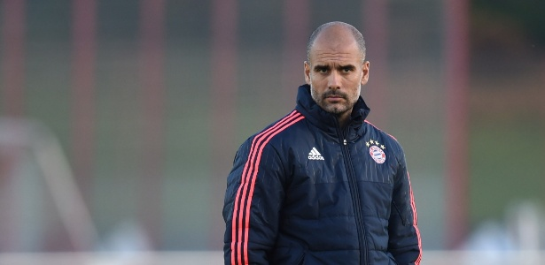 Pep Guardiola teria discutido com membros do departamento médico do Bayern