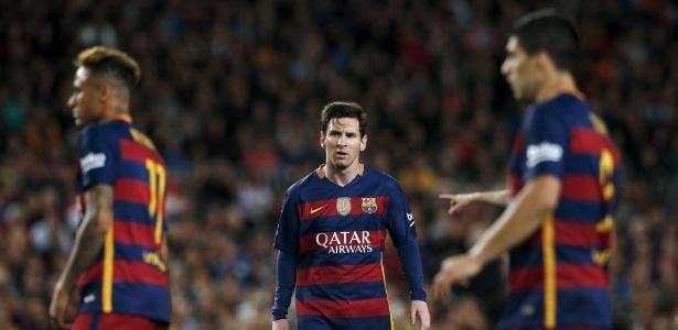 Barcelona perdeu mais uma e agora corre risco de perder o Campeonato Espanhol