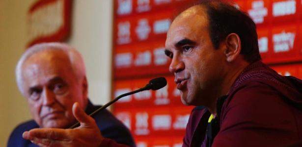 Novo técnico quer conhecer melhor o elenco para começar bem no Brasileiro