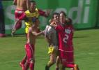Nos pênaltis, Botafogo é eliminado para a surpresa da Copa São Paulo - Reprodução/Sportv
