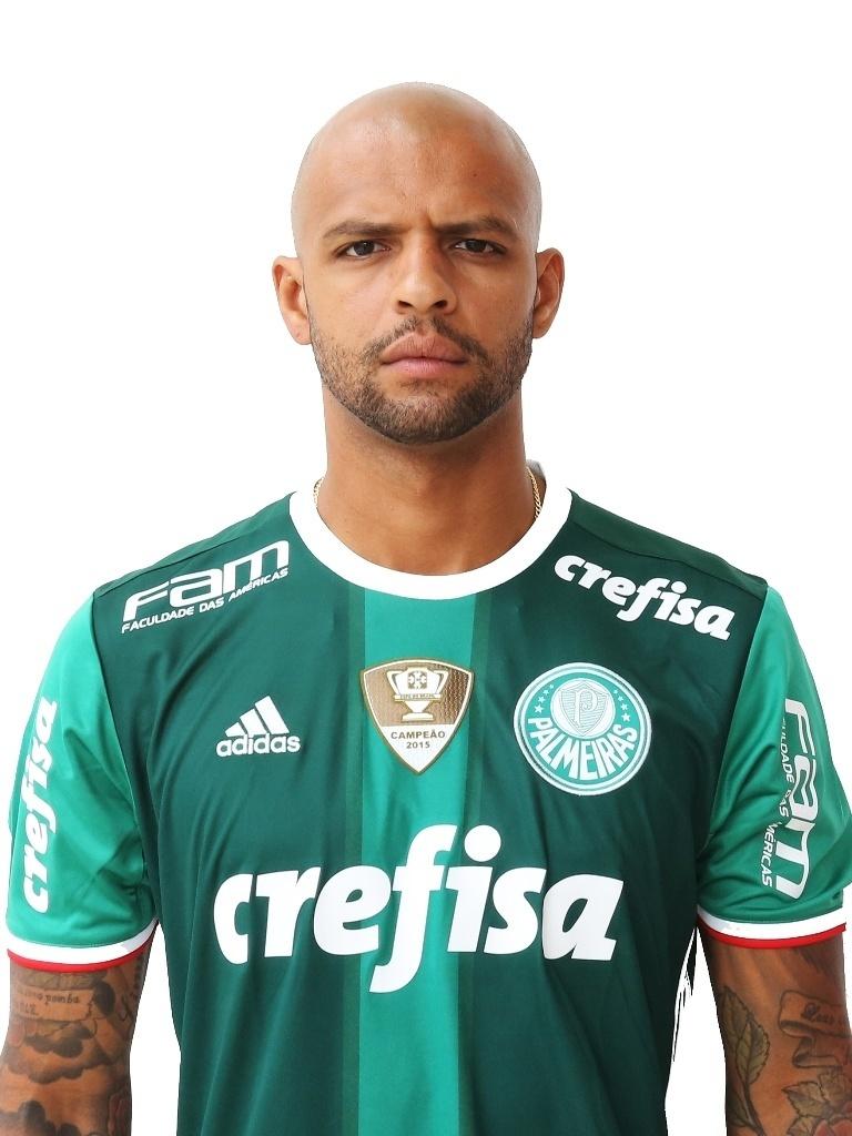 Felipe Melo, meia do Palmeiras