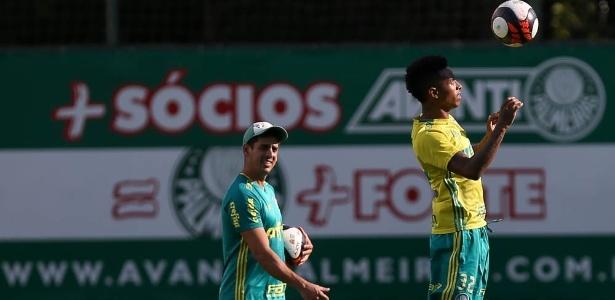 Tchê Tchê evoluiu na recuperação e retornará em poucas semanas - Cesar Greco/Ag. Palmeiras