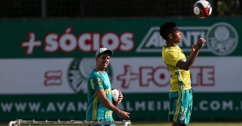 Tchê Tchê Thiago Maldonado Palmeiras