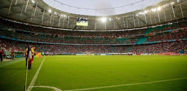 Próximos clássicos entre Bahia e Vitória podem contar com torcida única