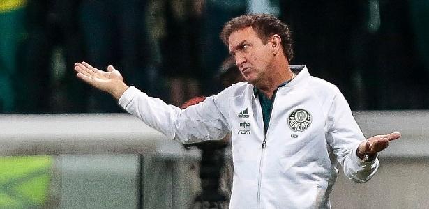 Cuca espera desfecho positivo em negociação com Diego Souza - Ale Cabral/AGIF