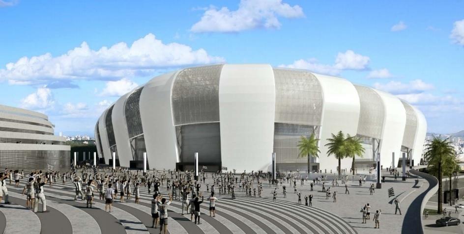 Conselho deliberativo do Atlético se reúne em agosto e pode decidir pela construção do estádio do clube