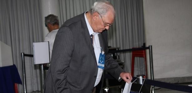 Gilvan de Pinho Tavares defendeu sua gestão e exaltou títulos dos últimos anos