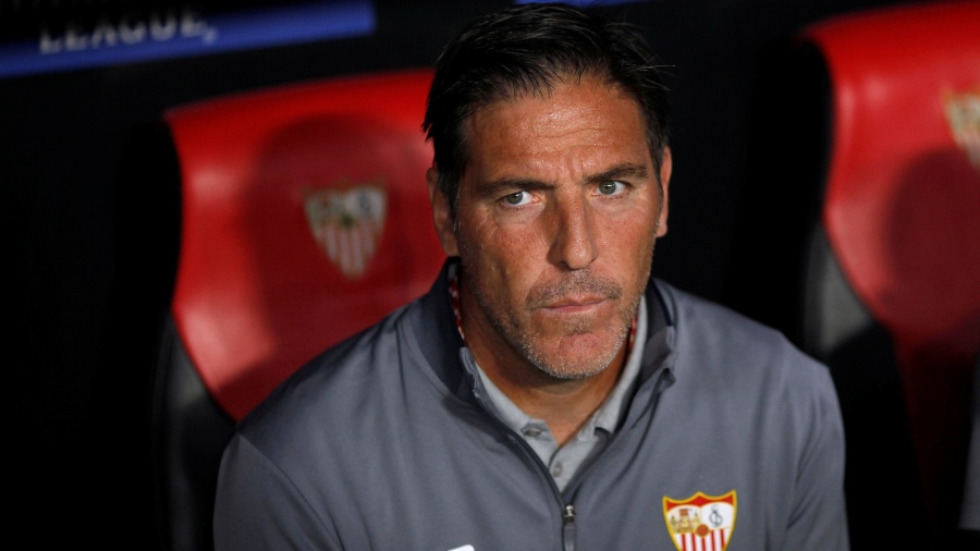 Eduardo Berizzo, técnico do Sevilla - Jon Nazca/Reuters