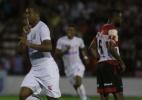 Na estreia de Jair Ventura, Santos vence por 3 a 0 com golaço de Rodrigão - Célio Messias/Estadão Conteúdo