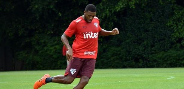 Jucilei será titular do São Paulo na partida desta quarta-feira