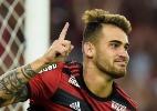 """Vizeu se despede do Fla e da torcida: """"chegou o momento mais difícil"""" - Thiago Ribeiro/Agif"""