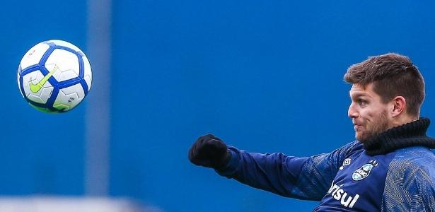 Aos 27 anos, Walter Kannemann é considerado um dos pilares do time do Grêmio - Lucas Uebel/Grêmio